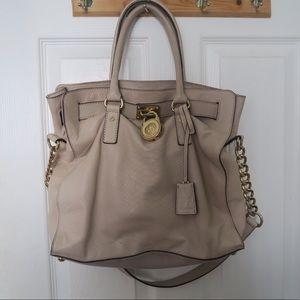 Michael Kors Hamilton shoulder bag